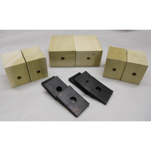 Bed Mounting Blocks & Pads