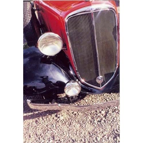 1934 - 1935 chevy Grille
