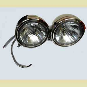 Head Lights & Related Items
