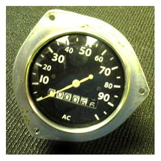 Speedometers Rebuilt