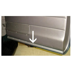 Door Seals & Retainers