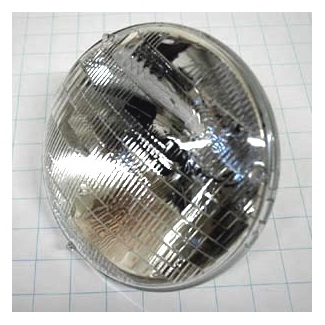 Light Bulb Headlight
