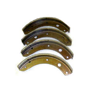 High Efficiency Brake Shoes & Related Items