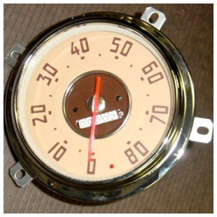 Speedometers Pure AC Delco