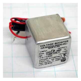 Voltage Reducers & Boosters