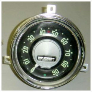 Speedometers, Rebuilt