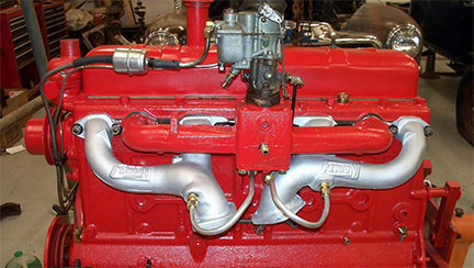 Fenton Dual Exhaust Headers
