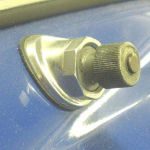 Wiper Bezel Nut