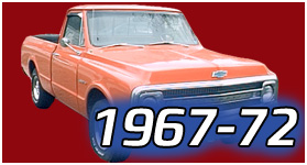 1967-72  GMC & CHEVY TRUCK PARTS